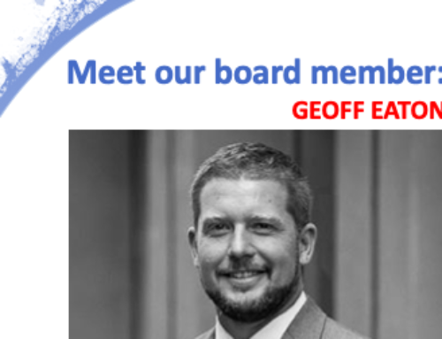 Meet the AVAA Board Series – Geoff Eaton